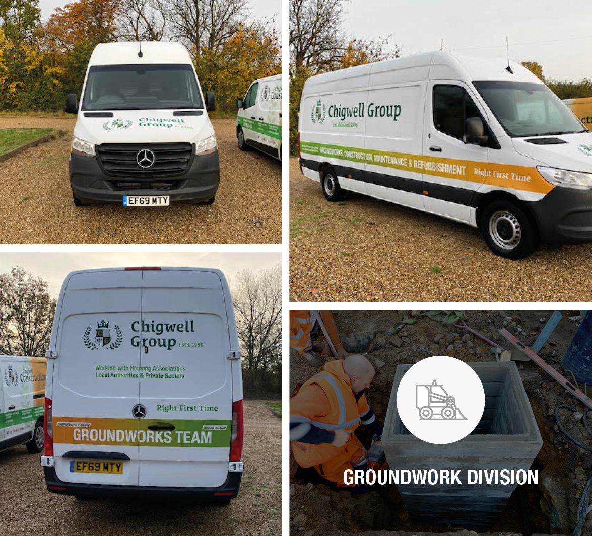 Chigwell Group Groundwork Division