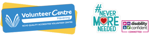 Havering Volunteer Centre logos