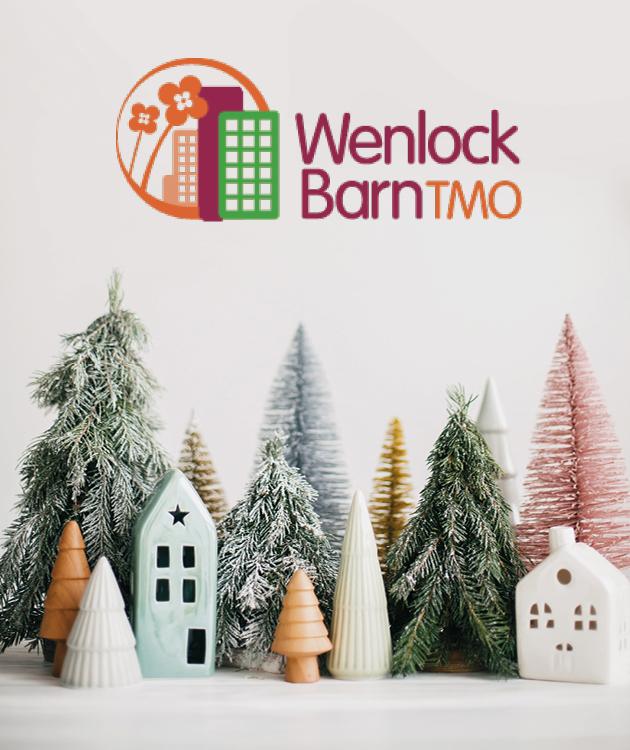 Wenlock Barn Christmas image